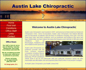 AustinLakeChiropractic.com